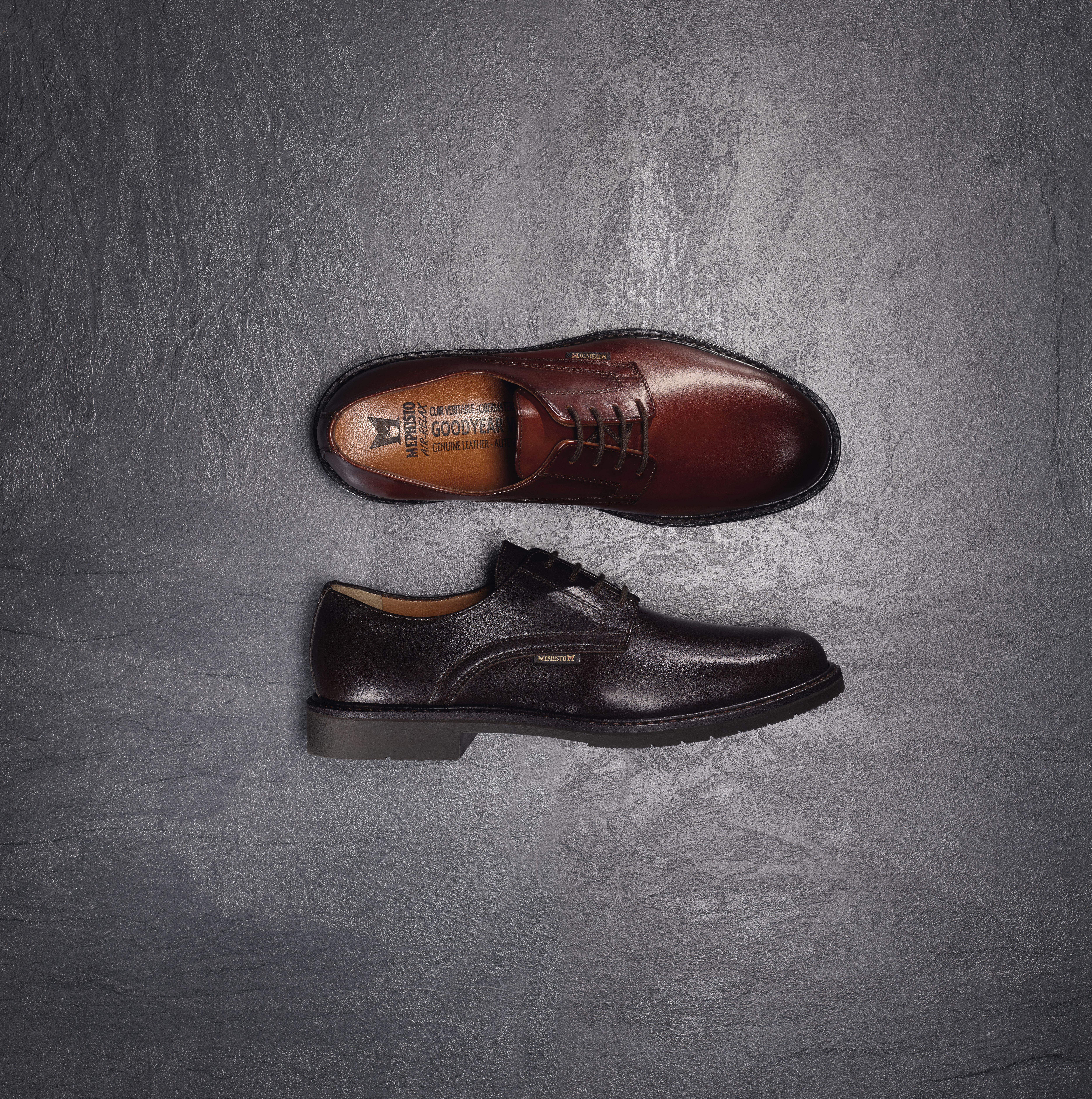 Footwear Construction | MEPHISTO USA